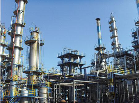 鑫泰石化加氫裝置
